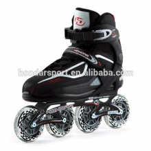 alta qualidade novo design patins de rolo sapatos de roda preço para adultos e crianças