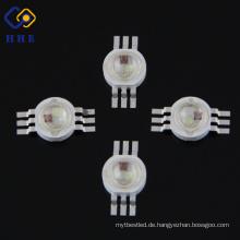 hohe qualität mit günstigen preis für 0,5 watt 1 watt 3 watt RGB high power led-lichtquelle