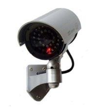 Home Security Fake Dummy Cctv Surveillance Wireless Ir Camera With Led For Ceiling Or Wall