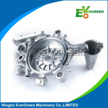 zinc die casting electric motor body