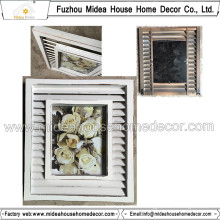 Antique White Wooden Photo Frame Wholesale