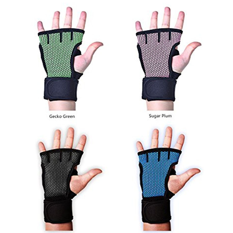 Neoprene Gym Dumbbell Gloves