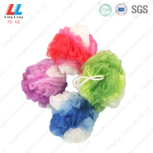 Luxury special gradient sponge bathing ball
