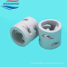 Ceramic Pall Ring Packing 50mm