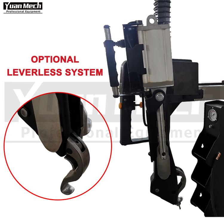 Leverless System