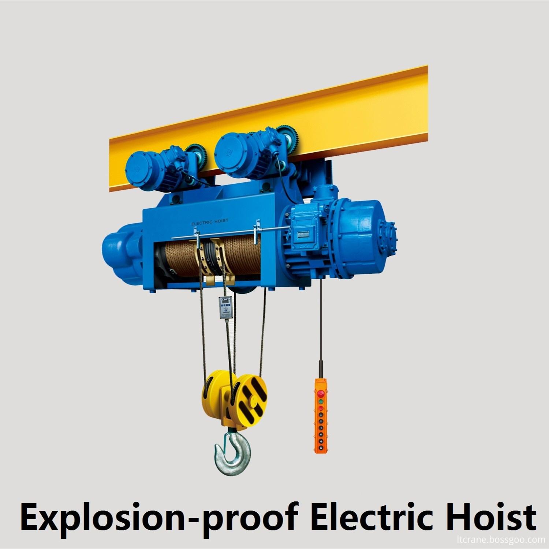 2 Ton Electric Hoist