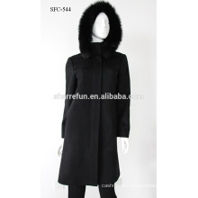 High Quality New Winter Women's Coat Casual Slim Ladies Woolen Jackets Cashmere Overcoat S/M/ L/ XL/XXL