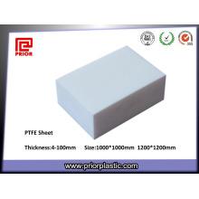 PTFE / Teflon-Platte mit Probe frei