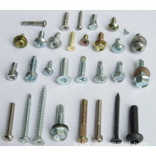 Stainless Hexagon head tapping screws