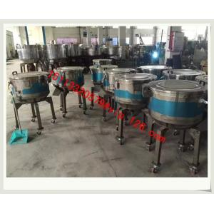 Plastic Industrial PVC Pellets Color Batch Mixers