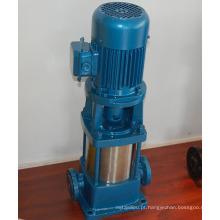 Cdl Qdl bomba de água de alimentação de caldeira centrífuga de vários estágios