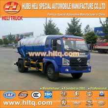 FOTON 4x2 6000L Vakuum Saugtank LKW heißer Verkauf