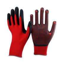NMSAFETY PPE segurança equipamentos luvas pontos na palma