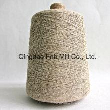 Fils de fibre de chanvre à fibres courtes pour tissage (HY-OE)