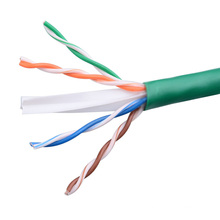 Оптовый кабель связи 23AWG UTP Cat6