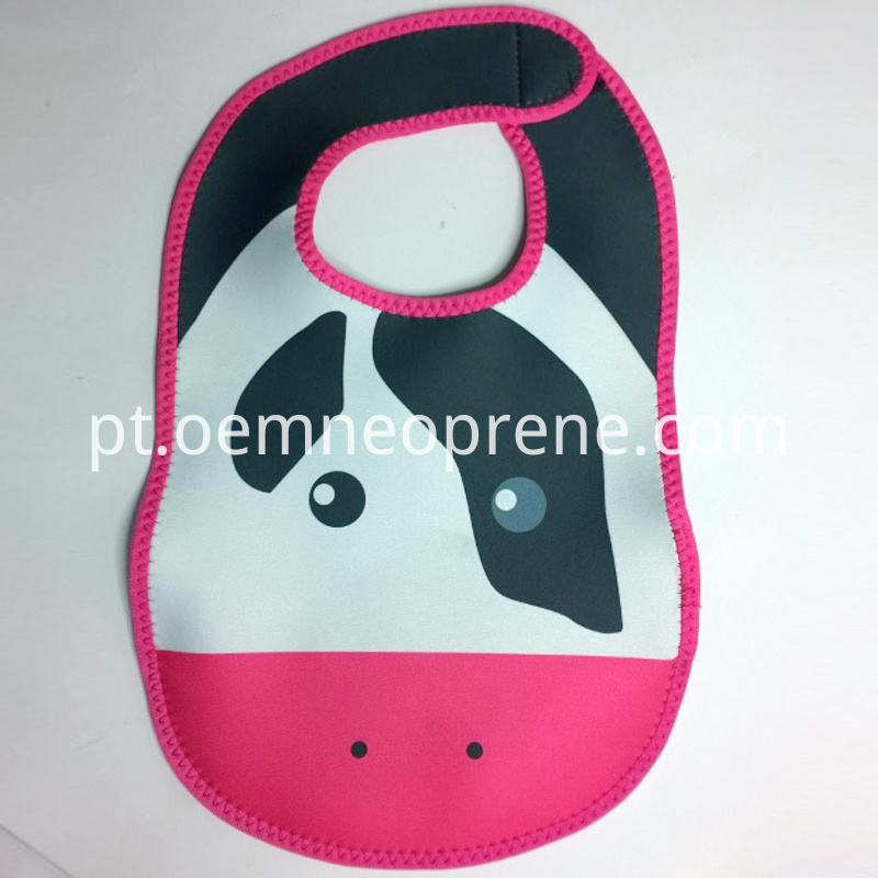 Waterproof baby bib