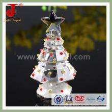 Árbol de Navidad de decoración de cristal (JD-CT-100)