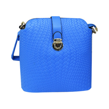 Fashion Soft Textured Leather Waterproof Women Handbag