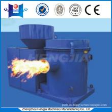 Replace coal fired boiler biomass pellet burner