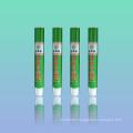 En aluminium & Tube cosmétique en plastique pour la crème de soin médicinal
