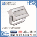 50W Philips LED Outdoor Flood Light with Ce Rohrs 5 Years Warranty