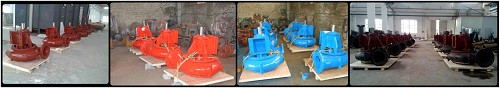 OEM Slurry Pumps