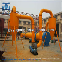 Yugong Brand HC Series Wood Chip/Sawdust Drum Dryer Machine
