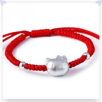 Fashion Jewelry Fashion Bracelet 925 Sterling Silver Jewelry (SL0065)
