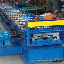 Steel Structural Floor Deck Panel Roll Forming Machine