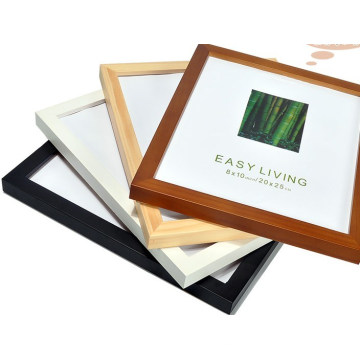Wooden Standing Photo Frame Wall Picture Frame (EB-92699)