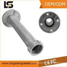 Fabricante, máquina, espessamento, perfil de alumínio, suporte inferior