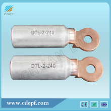 Aluminum-Copper Bi-Metal Terminals with Copper Palms
