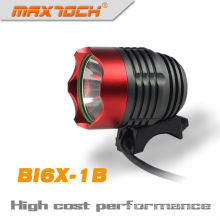 Maxtoch BI6X-1B 10W 1000LM CREE XML T6 Aluminum 18650 Flashlight Bicycle