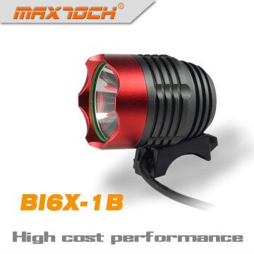 Maxtoch BI6X-1B Red Cree XM-L T6 Led Bike Bicycle Light
