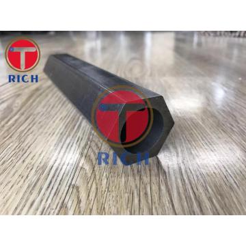 1045 1020 Outer Hexagonal Inner Round Berbentuk Cold Drawn Steel Pipes