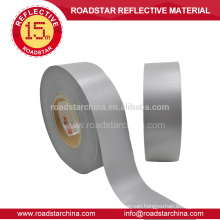 High silver safety reflective tape