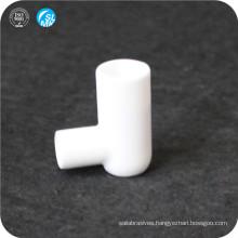 glazed 95 alumina ceramic spark plug igniter ceramic tube parts