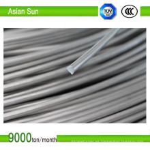 Razonable precio y calidad estupenda barra de aluminio 99.7%