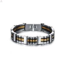 Top venda prosperidade pulseira, pulseira de prata made in China