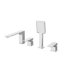 Смесители для ванной комнаты с 3 отверстиями и 2 ручками