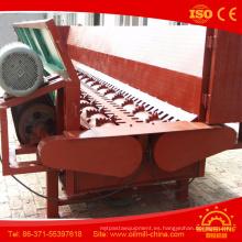 Máquina de pelar troncos
