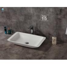 lavabos y fregaderos de lujo fregadero de baño de piedra sanitarios