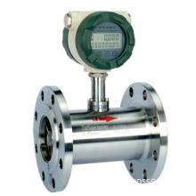 LCD Intelligent Liquid Turbine Flow Meter 4~20mA/Digital Water Flow Meter/Marine Fuel Flow Meter