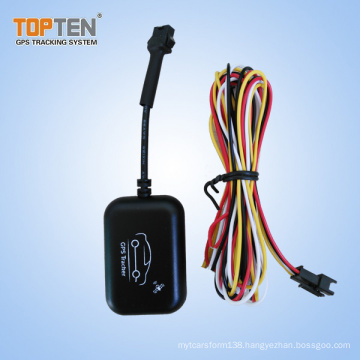 Micro GPS Tracking Device for Motorcycle, Car, Truck with Power Cut Alert (MT05-ER)