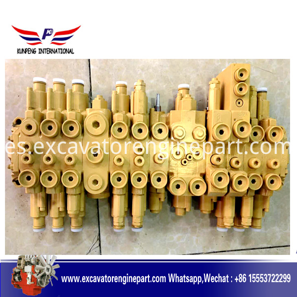 Excavator Main Valve For Hyundai Excavtor Parts 31m8 18110