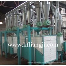 Máquina de la harina del trigo de la capacidad grande / molino de la harina del maíz / fresadora de la harina