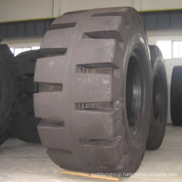 Mining Tires for Komatsu Wheel Loaders