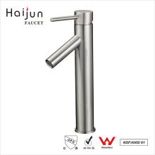 Haijun Los mejores productos para importar cubierta montada sola manija grifo del baño