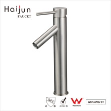 Haijun Best Products For Import Deck Mounted Single Handle Bathroom Faucet