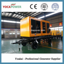 High Performance! Shangchai Engine 200kw Air Power Electric Generator Diesel Generating Power Generation